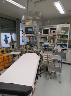 Schockraum / Shock room