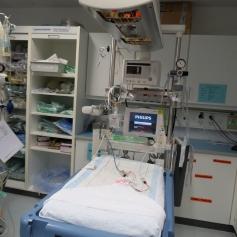 Bereit für sehr kranke Babies / Ready for very sick babies