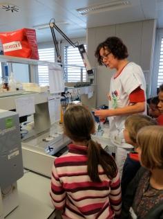 Im Labor / In the laboratory