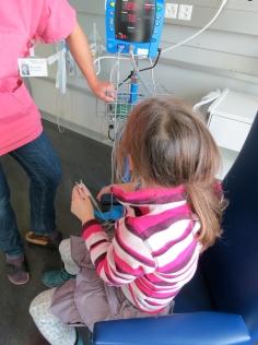 Blutdruck messen / Measuring blood pressure