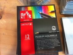 Die neuen Farbstiften / The new coloring pencils