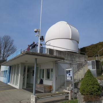 Ein Planetarium wie man es sich so vorstellt / A planetarium as you expect it to be
