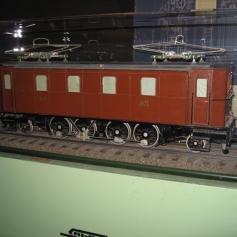 Alte rhätische Züge / Old Rhaetian trains