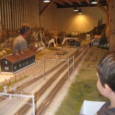 Zuschauen wie die Modelllandschaft entsteht / Watching how the model landscape is created