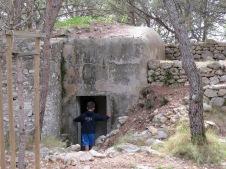 Alter Kriegsbunker / Old war bunker