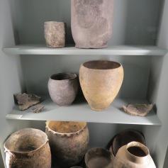 Steinzeit Töpfe / Stone Age pots