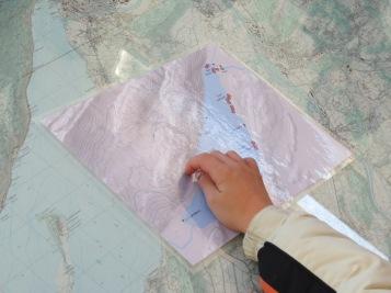 Wo überall wurden Pfahldörfer gefunden / Where the stilt villages were found