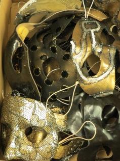 Masken / masks