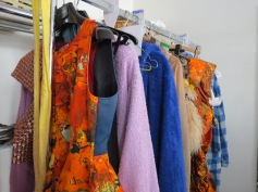 Die Kostüme von Peter Pan / The costumes of the Peter Pan production