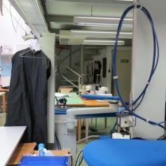 Schneiderei / Tailors' room