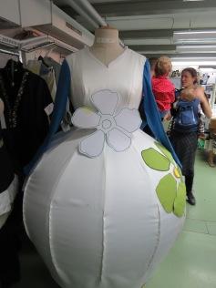 Kostüm für eine neue Produktion / Costume for a new production