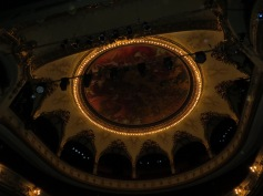Theaterdecke / Theater ceiling
