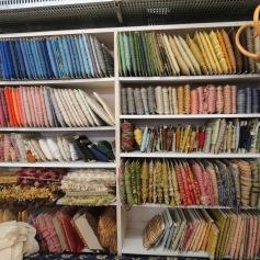 Vorhangstoff / Curtain material