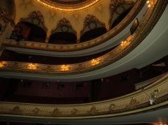 Die Emporen / The galleries