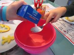 Man nehme Salz und Backpulver / You take salt and baking powder