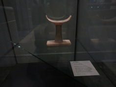 Besuch im Ägypten Kabinett des Historischen Museums Bern / Visit to the Egypt room of the Historical Museum Bern