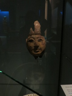 Totenmaske / Dead person's mask