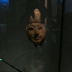 Totenmaske / Dead person's mask