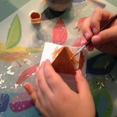 Und eine Pyramide / And a pyramid