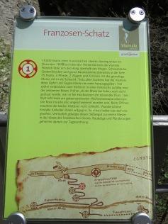 Wahre Begebenheiten in der Viamala Schlucht / True events that happened in the Viamala Gorge
