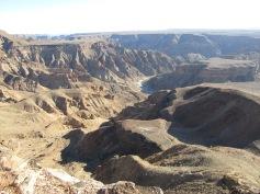 Der zweitgrösste Canyon der Welt / The second biggest canyon in the world