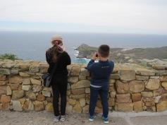 Aussicht am Kap der Guten Hoffnung / View at the Cape of Good Hope