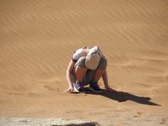 Ein grosser Sandkasten / One huge sand box
