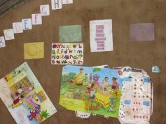 Die Schule der Himba-Kinder / The Himba children's school