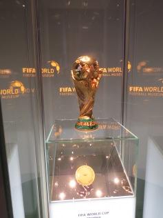 Offizieller Weltcup Pokal / Official World Cup trophy