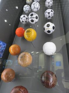 Weltcup Bälle / World Cup balls