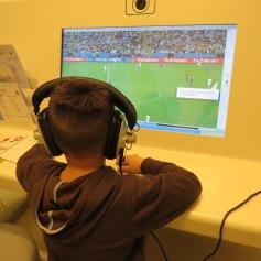 Selber einen Match moderieren / Reporting on a game