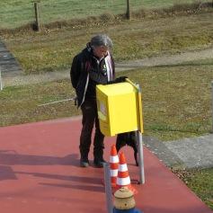 Briefkasten anzeigen / Show the postbox