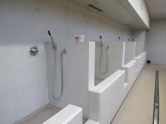 Hundewaschanlage / Dog washing facility