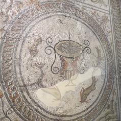 Wandmosaik / Wall mosaic