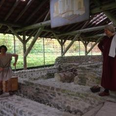 Römische Ruinen / Roman ruins