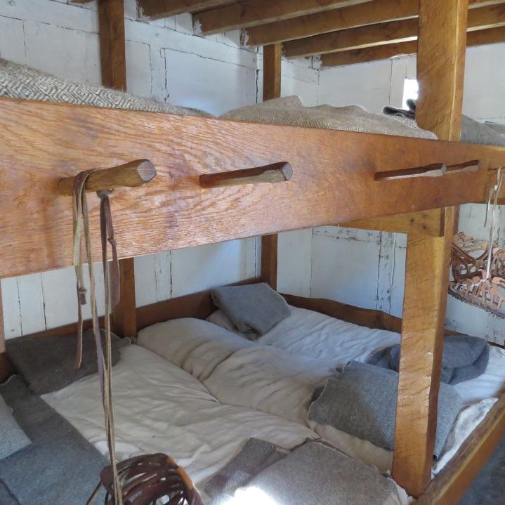 Legionärenlager / Legionary sleeping places