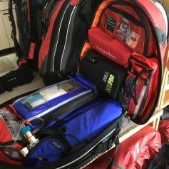 Rettungstasche / Rescue bag