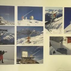 Wie Lawinen abgeschossen werden / How avalanches are shot