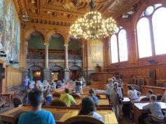 Abstimmung im Ständeratszimmer