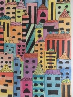 Schnüselis kreative Stadt