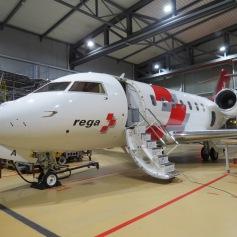 Schöner Rega Jet