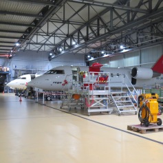 Rega Hangar