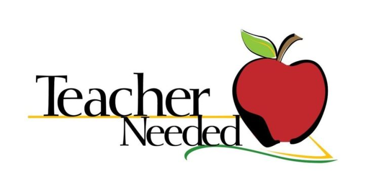 teacher-needed