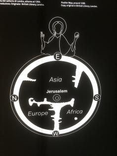 Jerusalem als Mittelpunkt