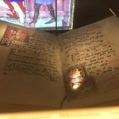 Psalter im Kloster geschrieben