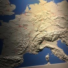 Handelswege im Mittelalter