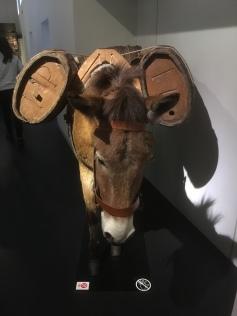Maultier (Vater Esel, Mutter Pferd; bei den Mauleseln ist es umgekehrt)