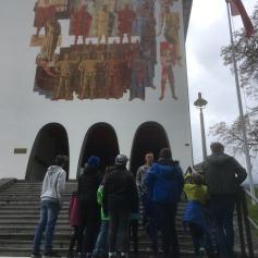 Das Museum mit der heiligen Zahl 3