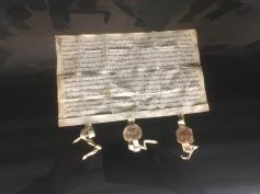 Unser Bundesbrief von irgendwann Anfang August 1291