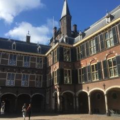 Binnenhof: Parlamentsgebäude